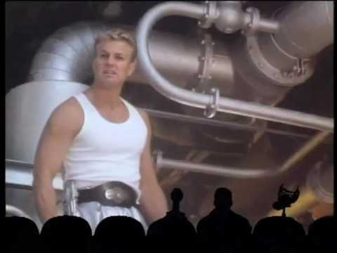 MST3K - Space Mutiny -  The many names of David Ryder