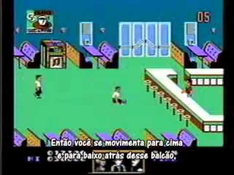Nerd Revoltado dos Videogames: Episódio 06 – De Volta Para o Futuro (Legendado)