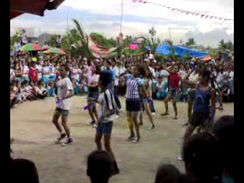 Dnhs Nutrition Month - Jingle Competion 2008 video