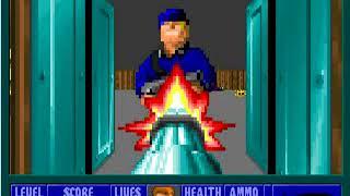 Wolfenstein 3D Episode 1, Floor 2