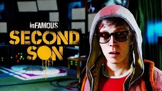 INFAMOUS SECOND SON #9 - Boss e Novos Poderes! (Português PS4 Gameplay)