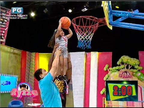 Basketball showdown: Stephon Marbury vs. Joey Marquez vs. Ryzza Mae