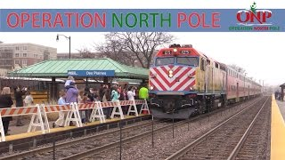 Trains For Children: Operation North Pole Christmas Train