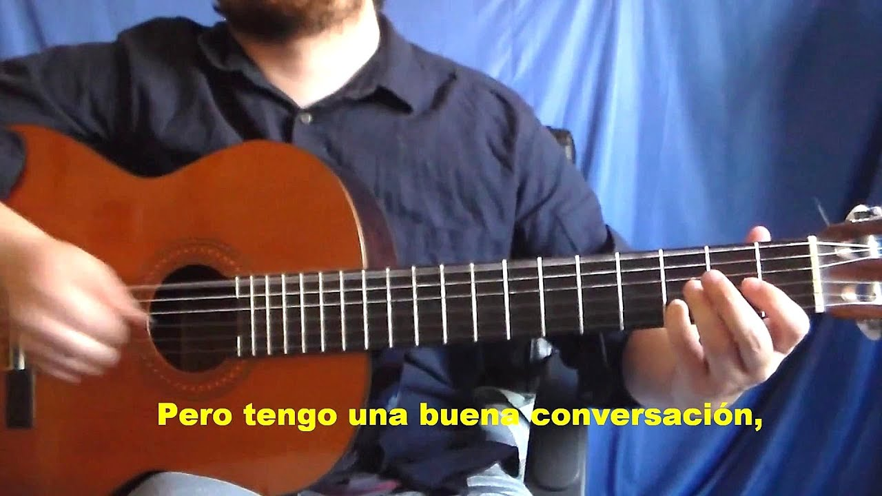 Tutorial Yo Tengo Tu Love - Guitarra HD -Sie7e - YouTube