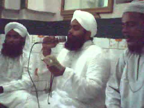Sayyad Amin Ul Qadri Sahab Sunni Dawate Islami Manqabat.flv video