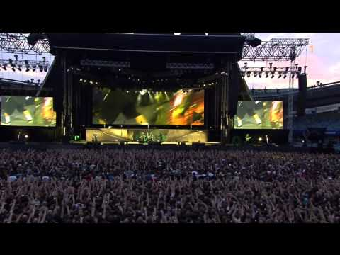 Metallica - Welcome Home (Sanitarium) (Live @ Gothenburg Sweden, 2011)
