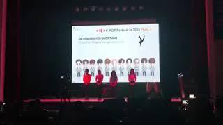 Cuộc Thi | K-Pop Dance | QB Crew - Trung Tâm Sejong Bình Dương ( Đại Học Bình Dương )