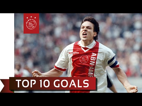 TOP 10 GOALS - Jari Litmanen
