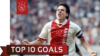 Top 10: Jari Litmanen