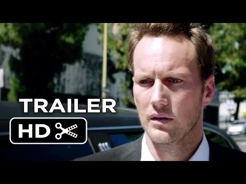 Stretch Official Trailer #1 (2014) - Patrick Wilson, Jessica Alba Movie HD