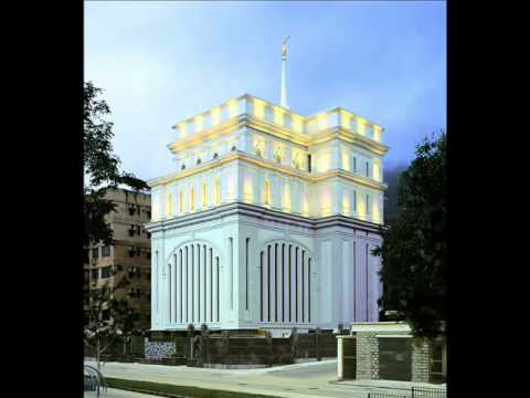 Dulce Oracion - Coro del Tabernaculo Mormon.wmv