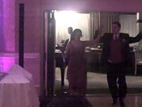 RI WEDDING DJ RHODE ISLAND WEDDING DJ RA MU AND THE CREW ALPINE COUNTRY CLUB BRIDAL PARTY INTROS