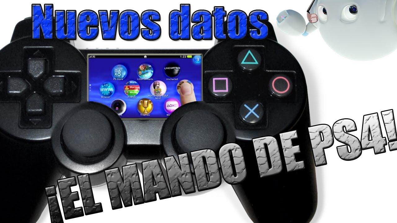As Ser El Nuevo MANDO De PS4 Nuevos Datos Coinciden
