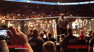 Khabib Nurmagomedov vs Pat Healy. Backstage Pass UFC 165. (Part 7)