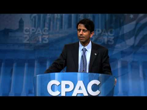 CPAC 2013 - Governor Bobby Jindal (R-LA)