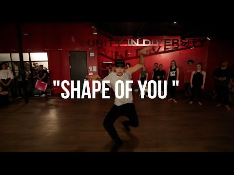 BLAKE MCGRATH | SHAPE OF YOU CHOREOGRAPHY