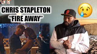 "CHRIS STAPLETON ""FIRE AWAY"" 