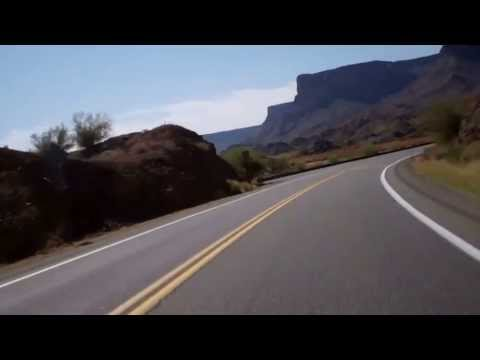 Ride To Quartzsite, AZ for a Burger
