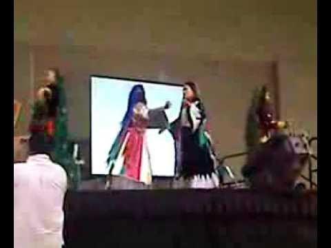 Dokhter Hay Pashton Ra Bacha Hay Hazara Wa Tajik Meraqsana video