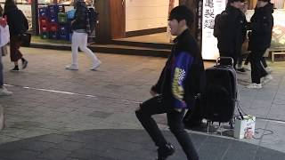 JHKTV]홍대댄스 디오비 hong dae k-pop dance dob b-day 벌떼