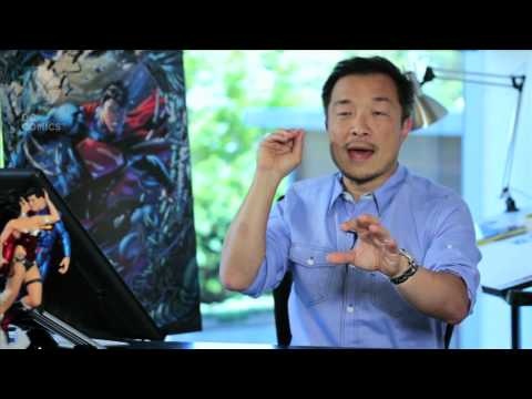 DC Comics All Access: Jim Lee on Superman Unchained