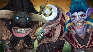 UNSERE WOWOCHE #6 | World of Warcraft Talk / Podcast - 14 Jahre WoW, Alle Klassen 120 & Zahnspangen