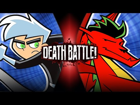 Danny Phantom VS American Dragon Jake Long (Nickelodeon VS Disney) | DEATH BATTLE!