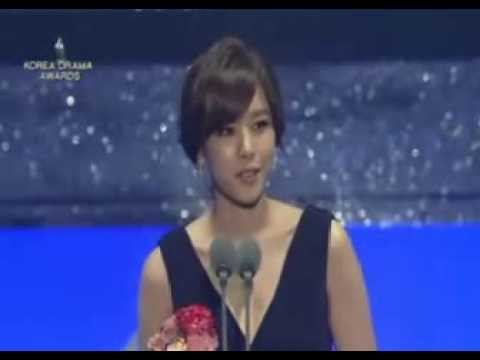 Jo Yoon Hee (조윤희) - Top Female Excellence @ Korea Drama Awards 2013
