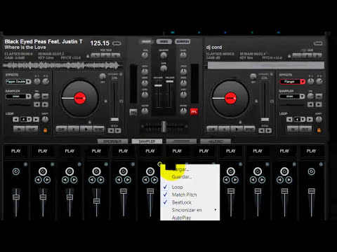 como agregar y descargar samples al virtual dj home 7 Music Videos
