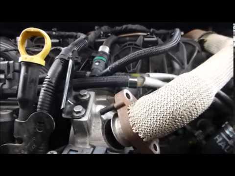 Ford Titanium 2009 2.2Tdci 175PS Engine EGR Valve Clicking ...