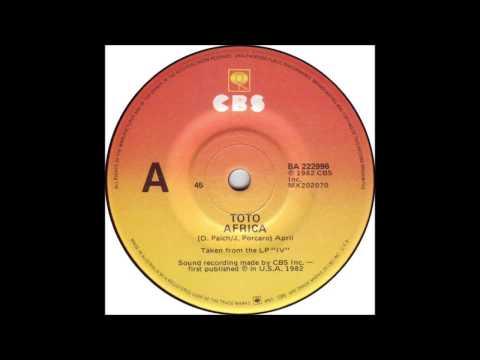 Toto - Africa - Billboard Top 100 of 1983