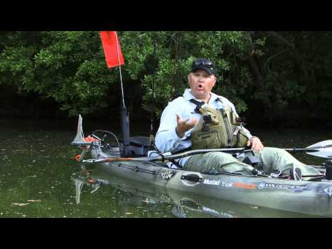 Torqeedo Ultralight 401 Electric Kayak Motor How To Save