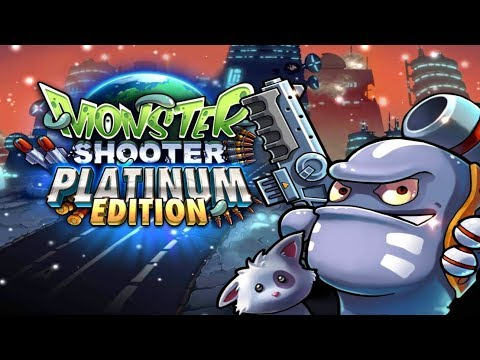 Monster Shooter Platinum. The survival Mode