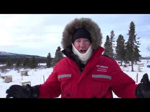 Eddie McGuire in the Yukon in Canada