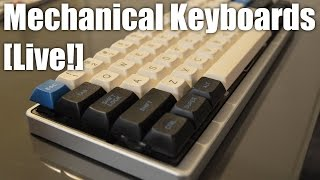 Mechanical Keyboards Live! Kinesis Advantage2 + cable making and more