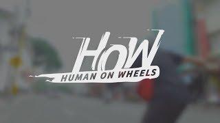 Human On Wheels Episode 4 - Mbah Pri (Sepatu Roda)