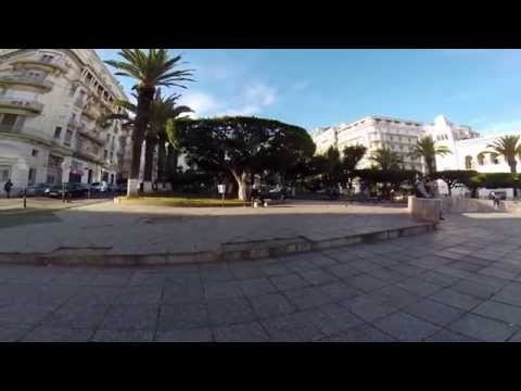 GOpro 3+  LA GRAND POST ( algeria )