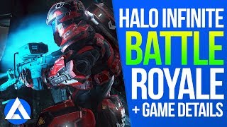 Halo Infinite | Will It Have A Battle Royale Mode + Other Changes!