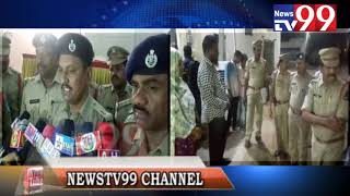 WEST ZONE POLICE CONDUCTED CORDON SEARCH OPERATION AT MOGHAL KA NALA