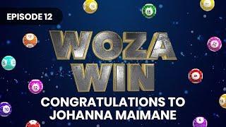 Watch Episode 12| LottoStar's Woza Win Game Show on etv