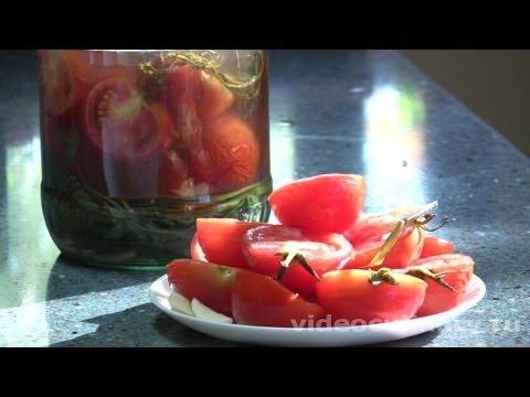 Солёные помидоры - Рецепт Бабушки Эммы