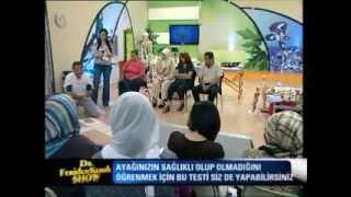 Dr Feridun Kunak Show 21 Temmuz B3Ayak kmeleri Tab