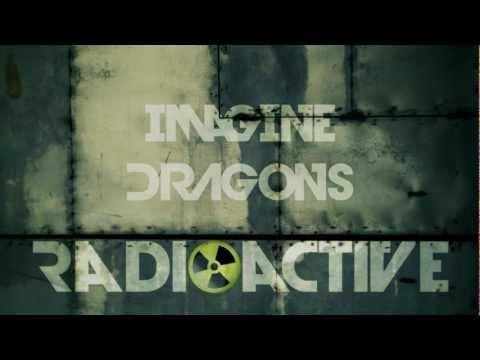 Radioactive - Imagine Dragons (kinetic typography)