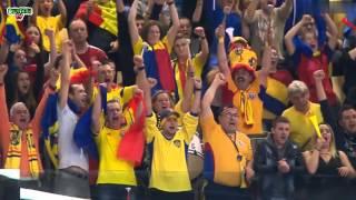 Denmark vs Romania Women's World Championship Denmark 2015 1/4 Final