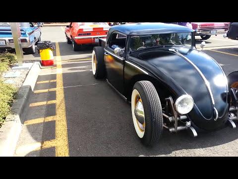 Volkswagen Beetle/truck custom