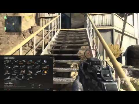 Call of Duty Black Ops 2 - Apresentao KillStreaks (ScoreStreaks)