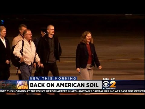 Americans Detained In North Korea Return Home