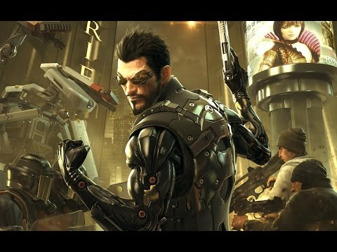 История Deus Ex от начала до Human Revolution и Mankind Divided