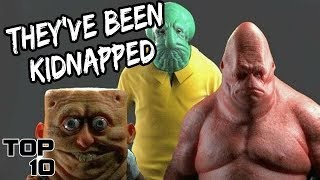 Top 10 Scary Nickelodeon Theories