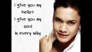 EVERYTHING I NEED - RANDY PANGALILA (on screen lyrics)